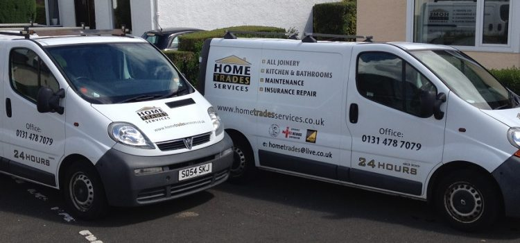 Insurance Repairs Edinburgh