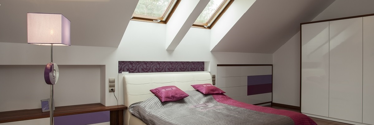 luxury loft conversion Edinburgh