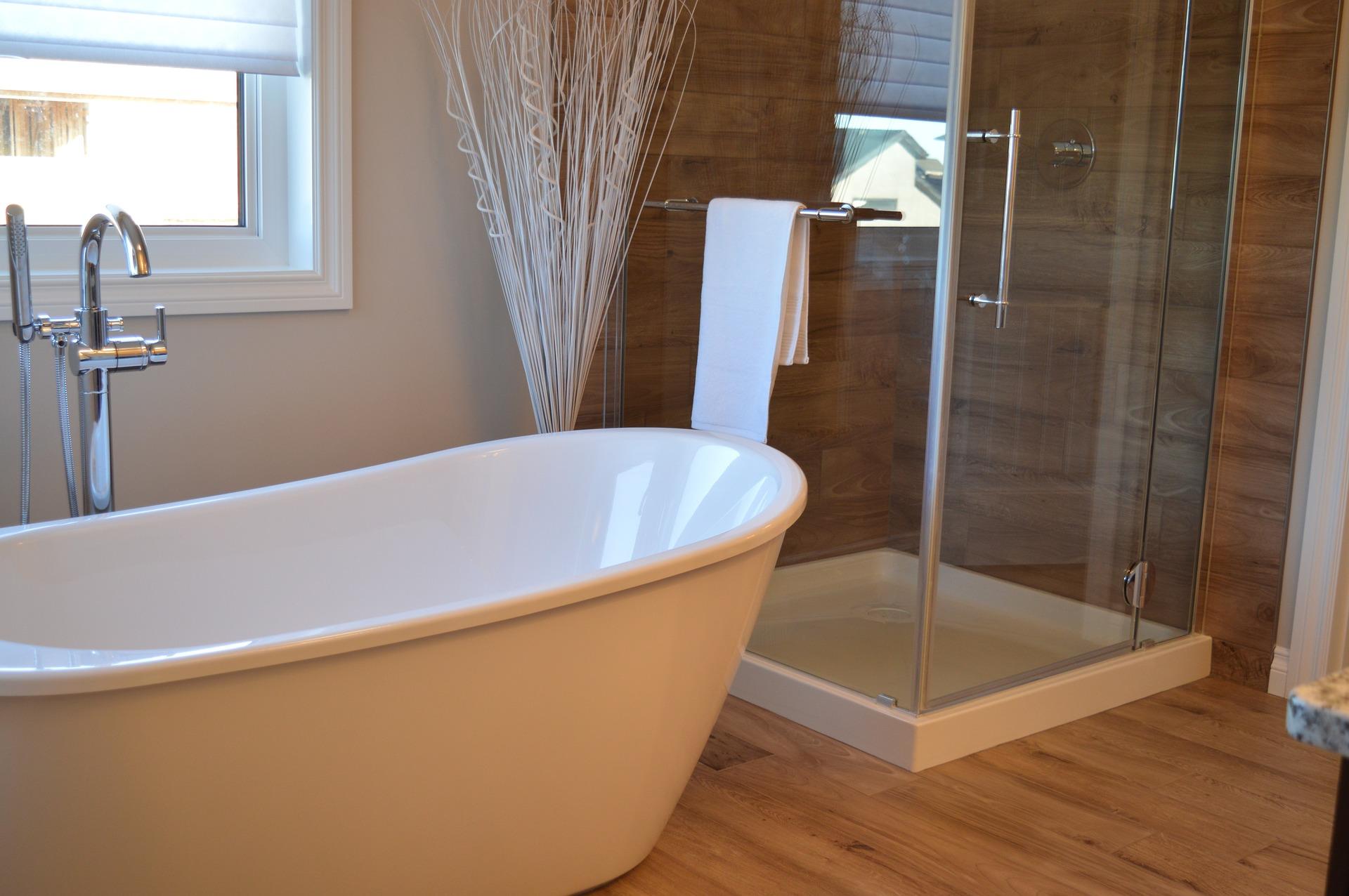 luxury fitted bathroom