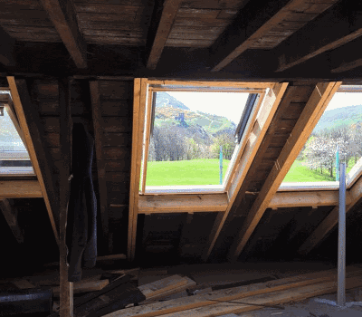 cost of attic conversion Edinburgh