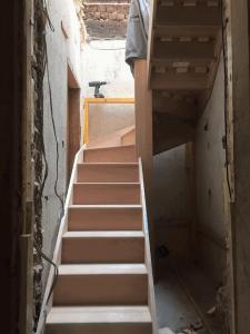 loft conversion stairway