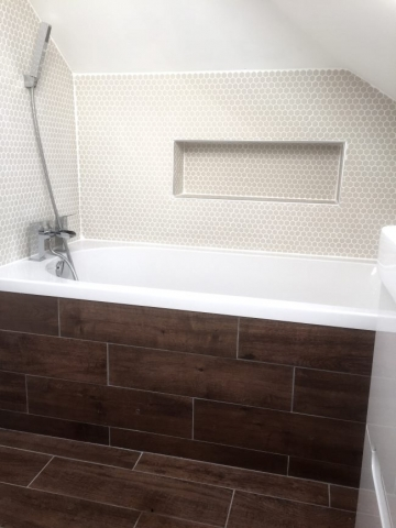 bathroom fitting edinburgh